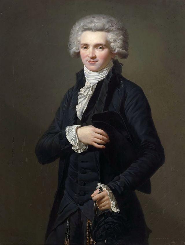 Robespierre. L'homme qui nous divise le plus. De Marcel Gauchet Robesp10