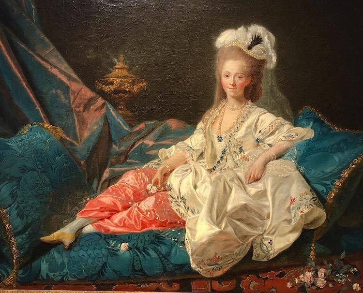 Mademoiselle Rosalie Duthé Rosali12