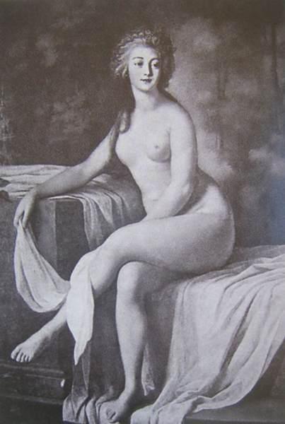 Mademoiselle Rosalie Duthé Rosali13