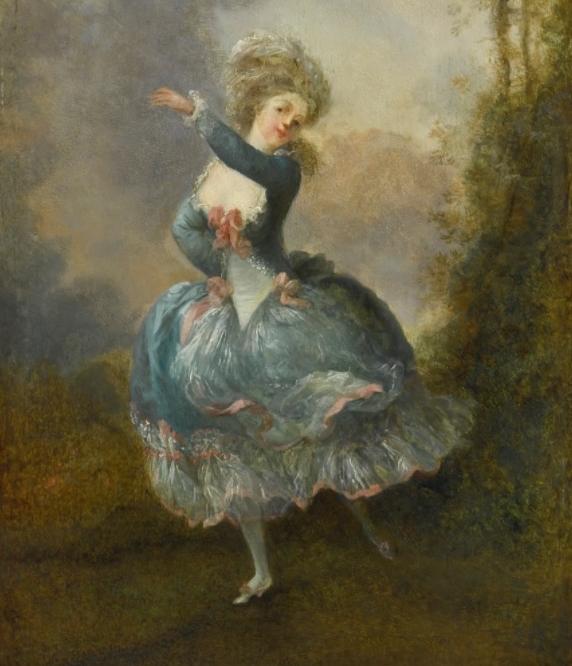 Mademoiselle Rosalie Duthé Rosali14