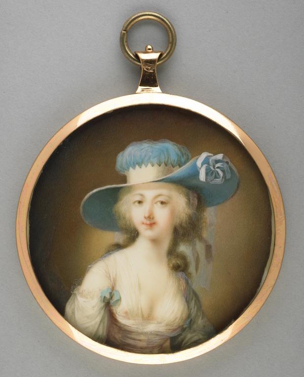 Mademoiselle Rosalie Duthé Rosali15