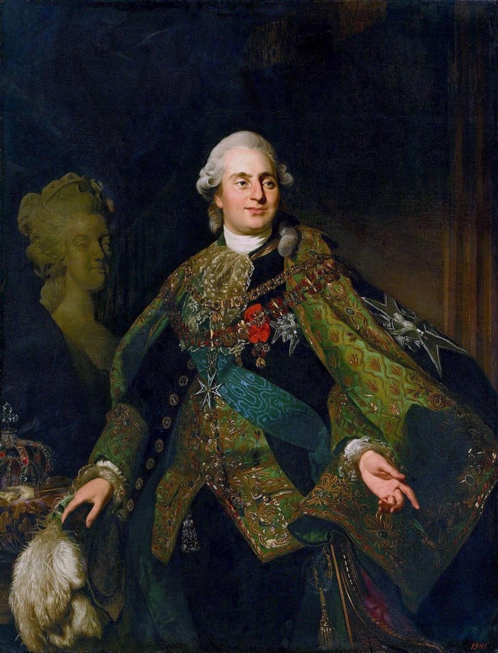 Roslin - Portraits de Louis XVI, roi de France (peintures, dessins, gravures) - Page 3 Roslin11
