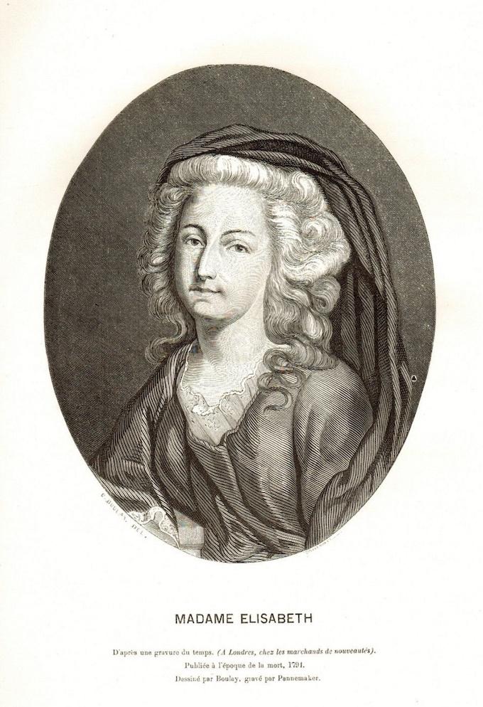 Madame Élisabeth, sœur  de Louis XVI - Page 8 S-l16017