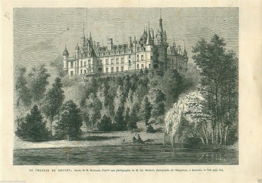Maison et dames du Palais de la reine Marie-Antoinette - Page 8 S-l16019