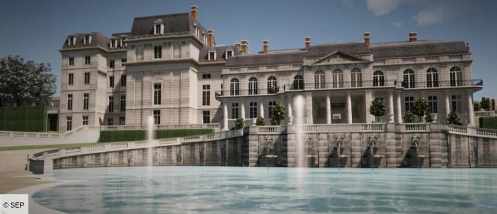 Documentaire : Saint-Cloud, les secrets d'une mégastructure Saint-11