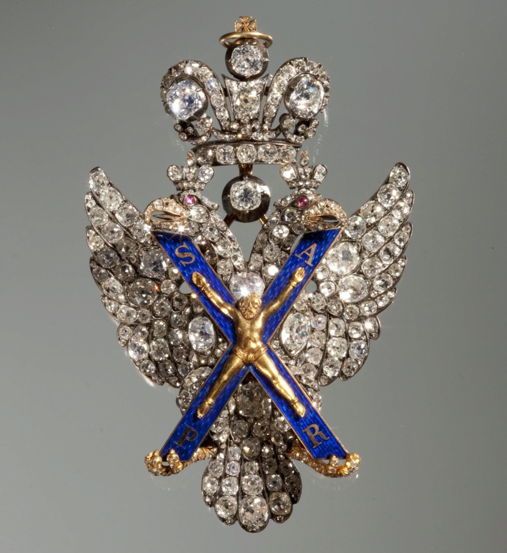 Exposition : Jewels ! Glittering at the Russian Court, Hermitage Amsterdam Saint_14