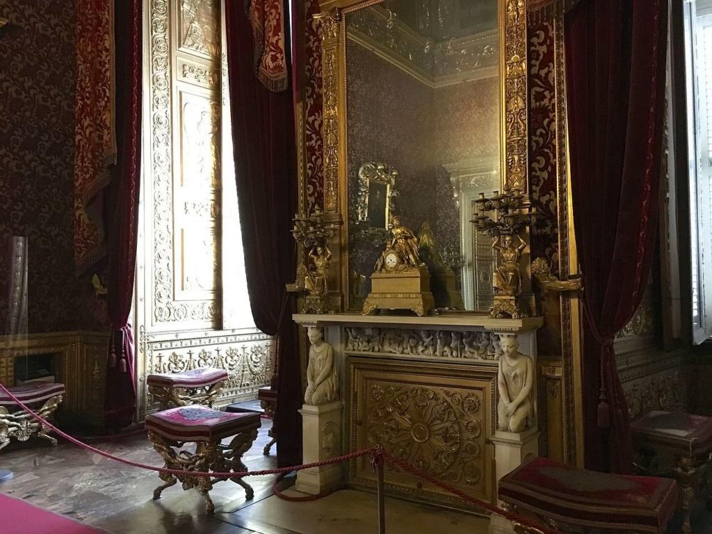 Le Palais royal de Turin (Palazzo Reale di Torino) Sala_d10