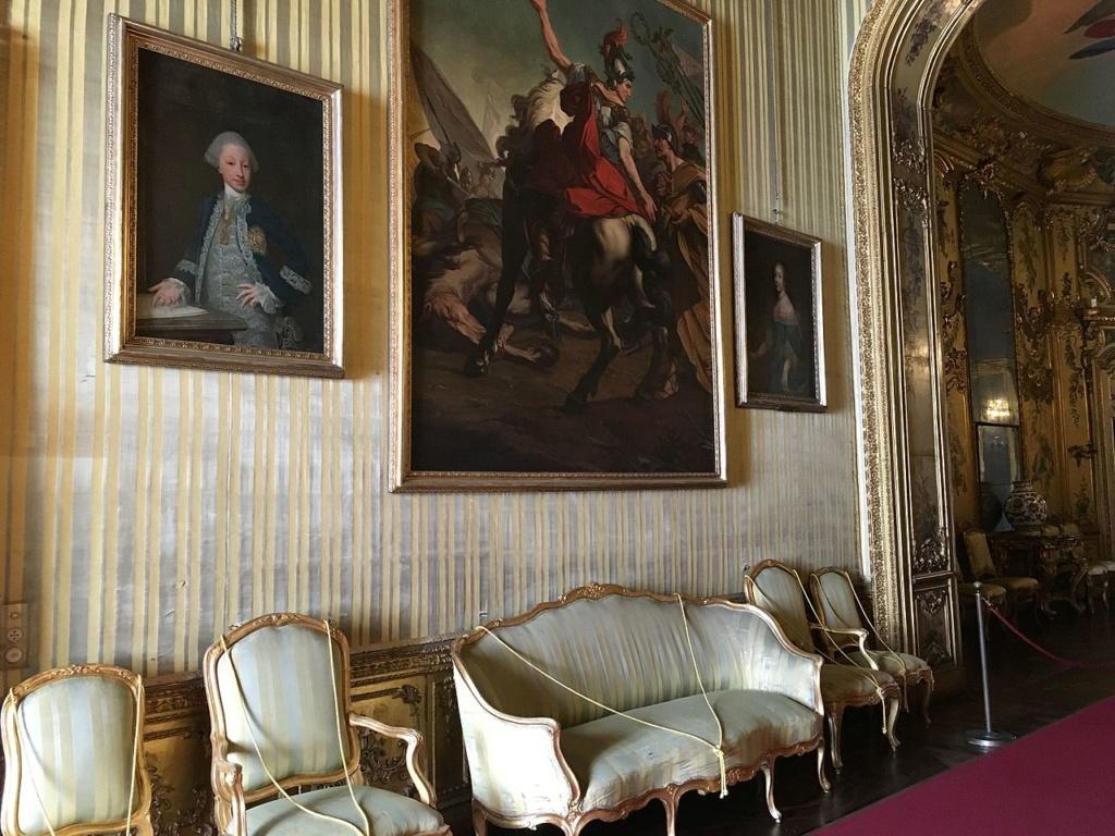 Le Palais royal de Turin (Palazzo Reale di Torino) Sala_d15