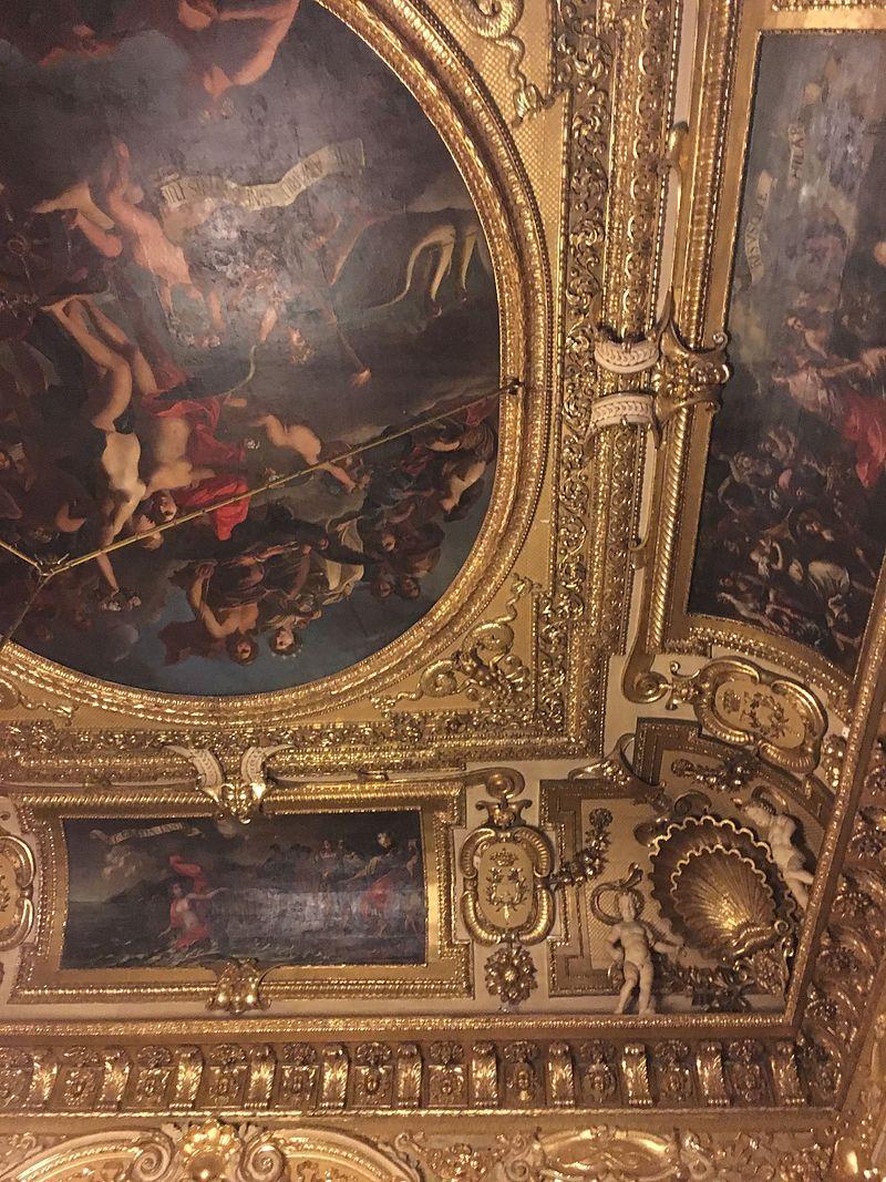 Le Palais royal de Turin (Palazzo Reale di Torino) Sala_d18