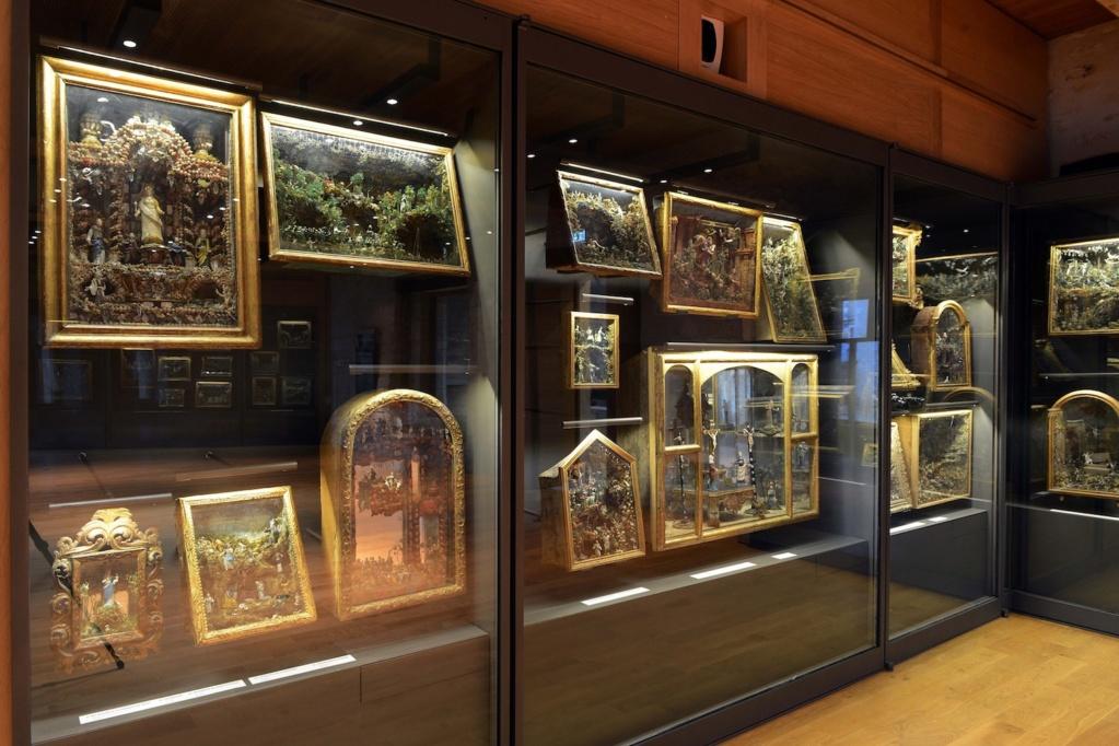 Le verre de Nevers, l'art du travail à la lampe et des verres filés Salle-10