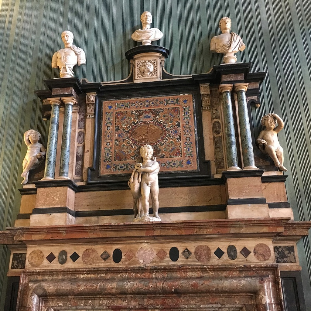 Le Palais royal de Turin (Palazzo Reale di Torino) Salone10