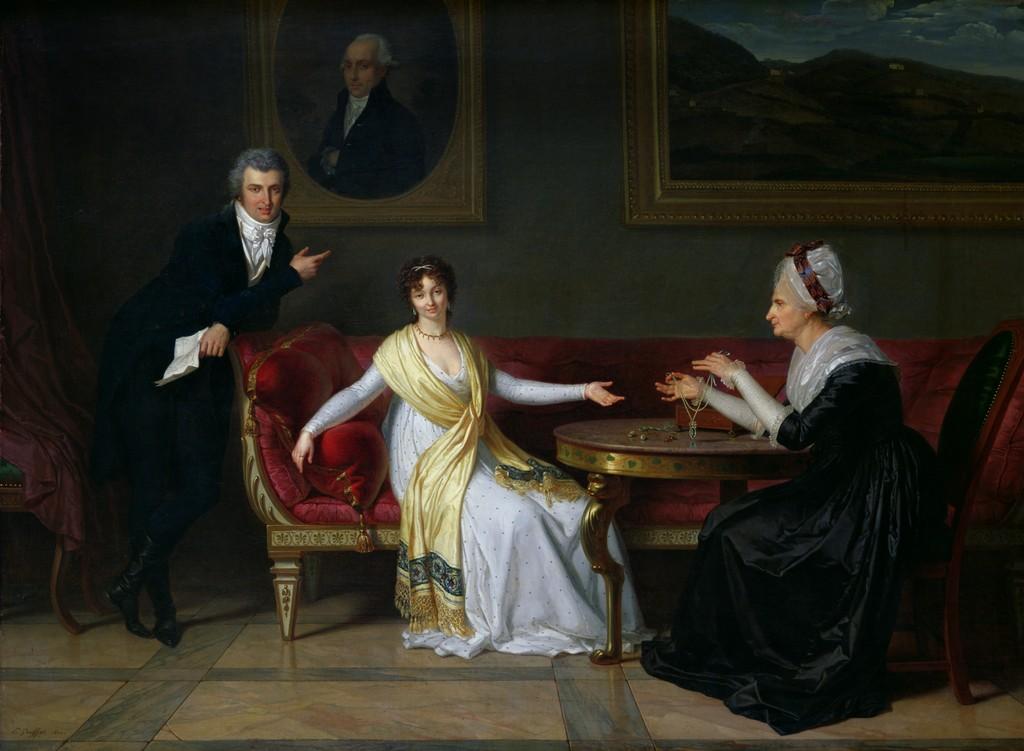 Louis Gauffier (1762-1801), peintre français installé en Italie Salucc10