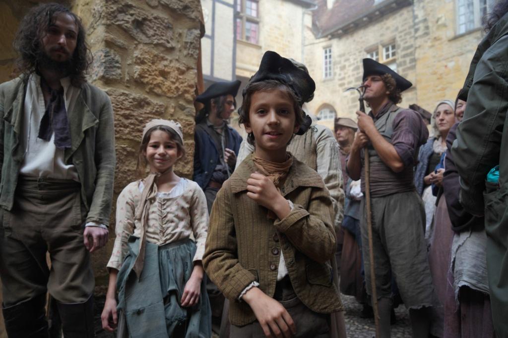 Révolution ! Docu-fiction en deux parties diffusé sur France 2 Sans-t10