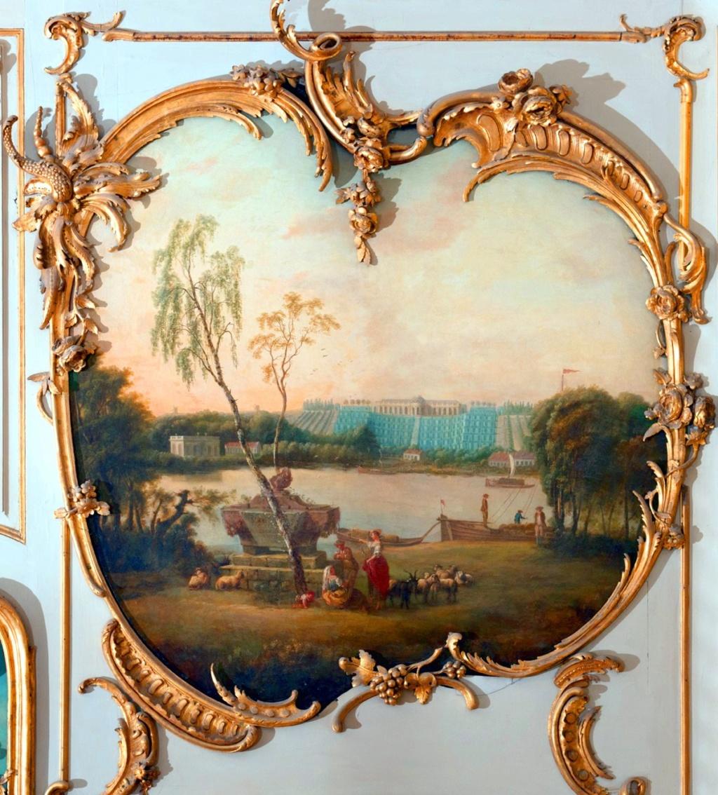 Le palais et le parc de Sans-souci, ou Sanssouci, à Potsdam  Sans_s11