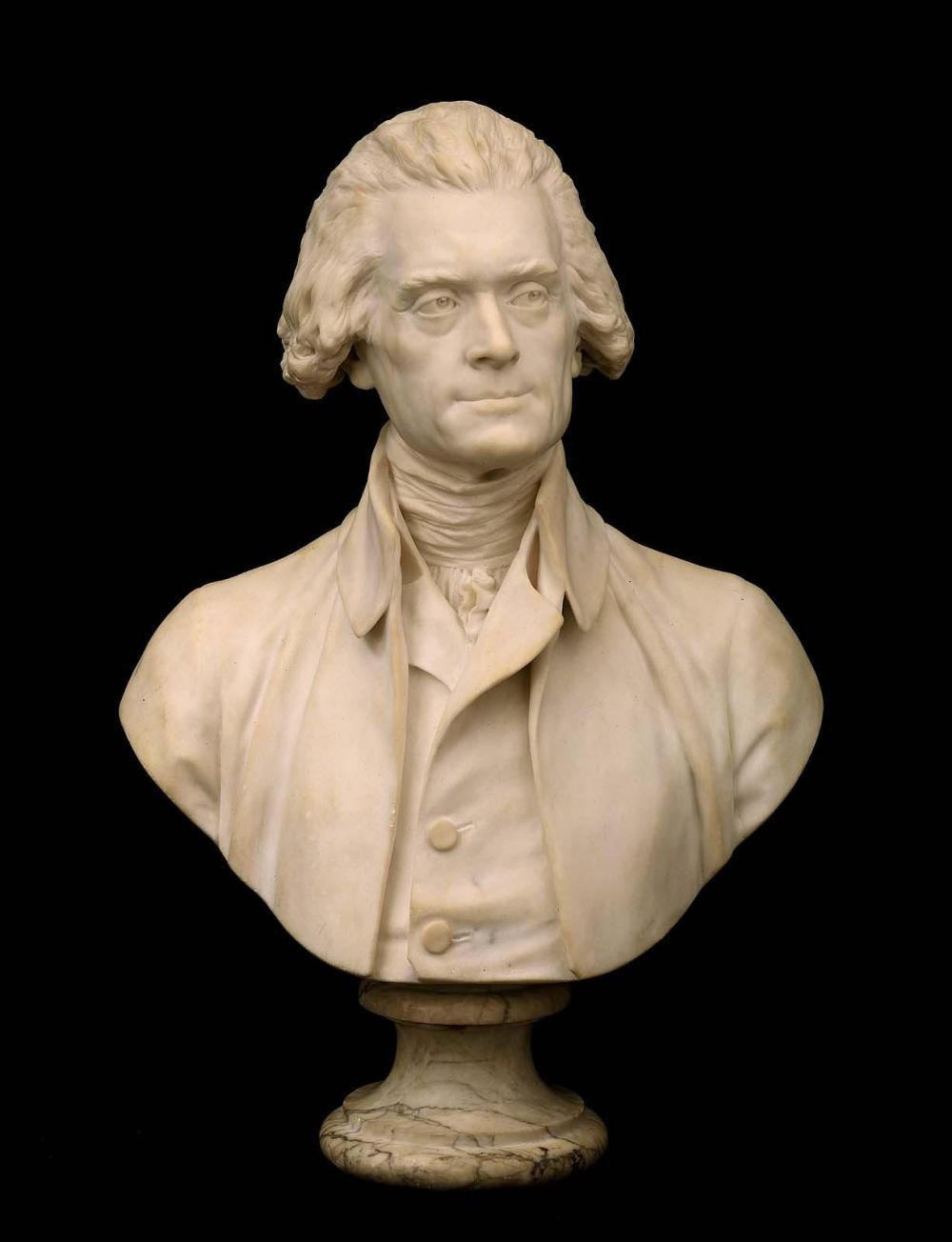 Jean-Antoine Houdon, le sculpteur des Lumières Sc80910