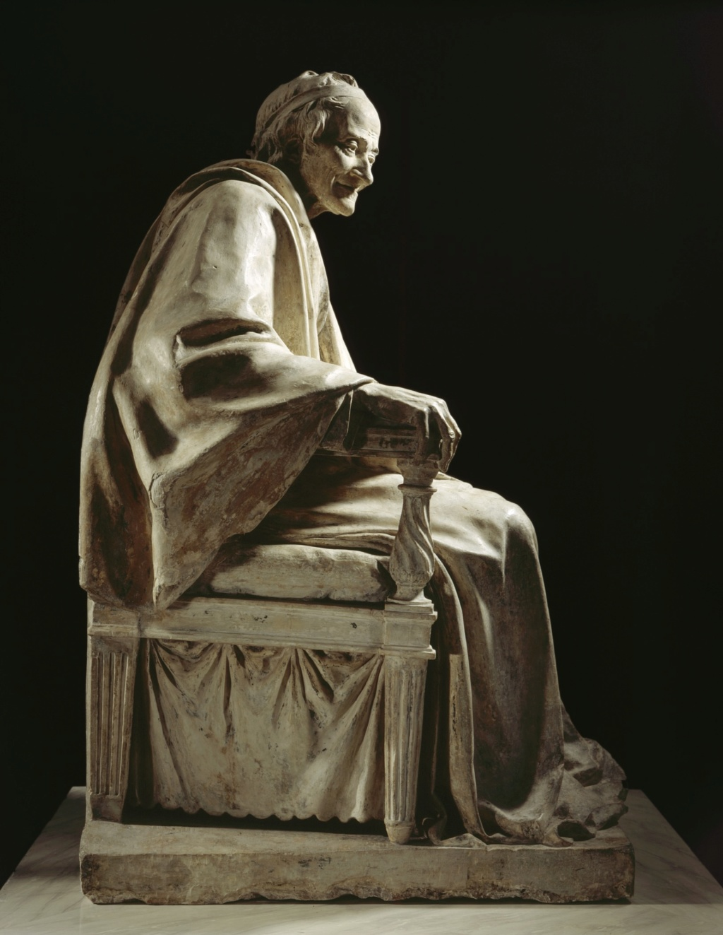 Jean-Antoine Houdon, le sculpteur des Lumières Seated10