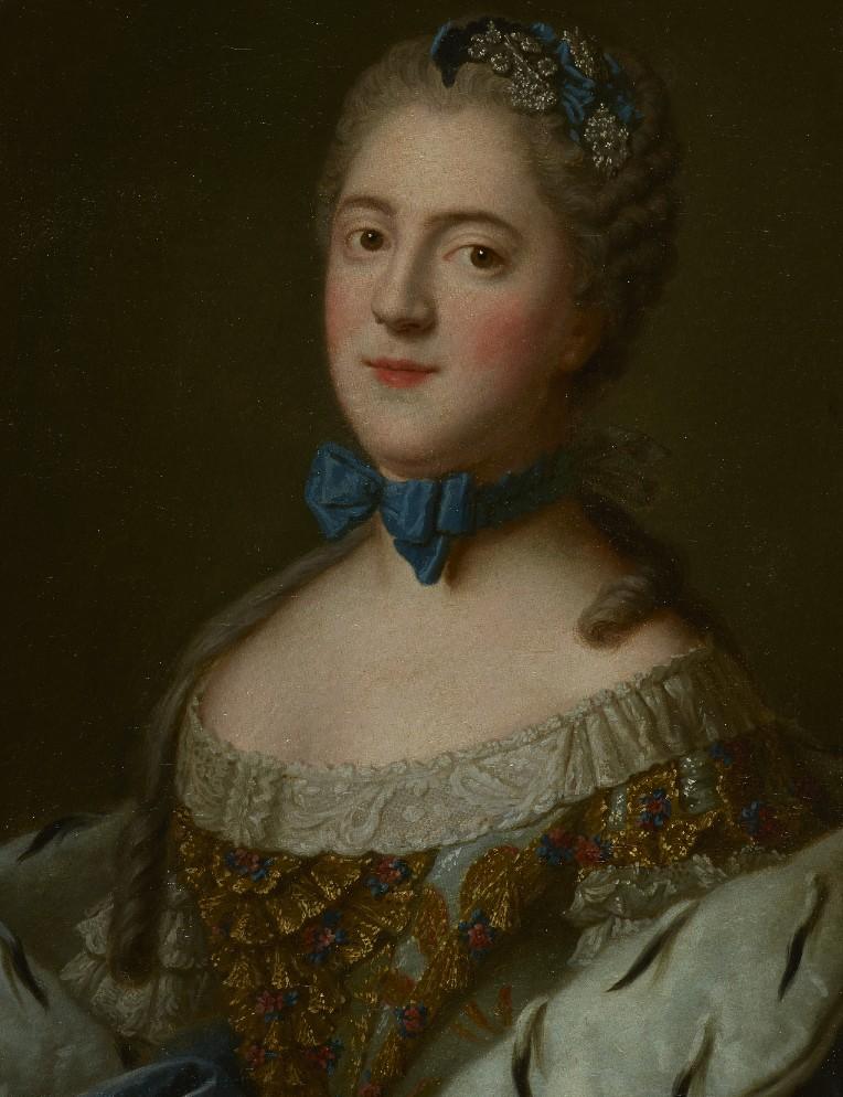 Sophie de France, dite Madame Sophie, tante de Louis XVI Sophie16