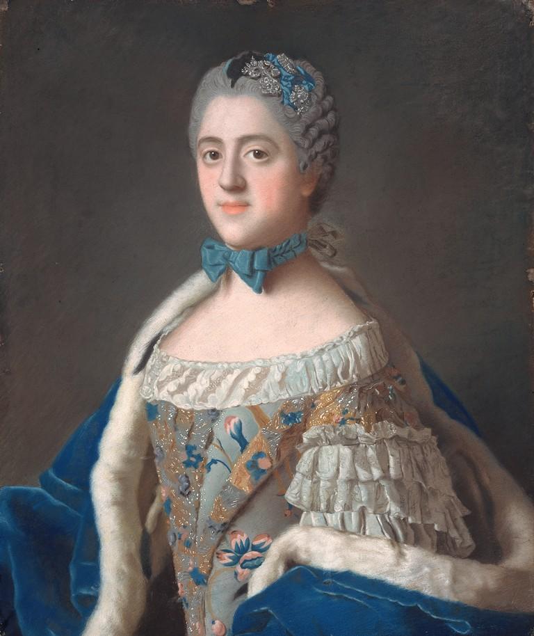 Sophie de France, dite Madame Sophie, tante de Louis XVI Sophie17