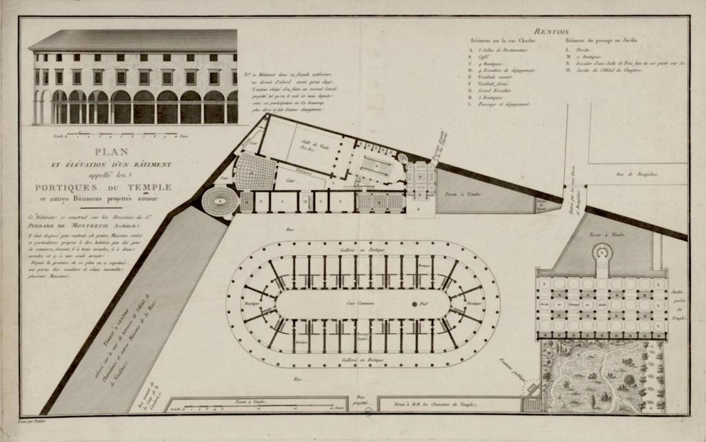 L'enclos du Temple au XVIIIe siècle - Page 3 Square10