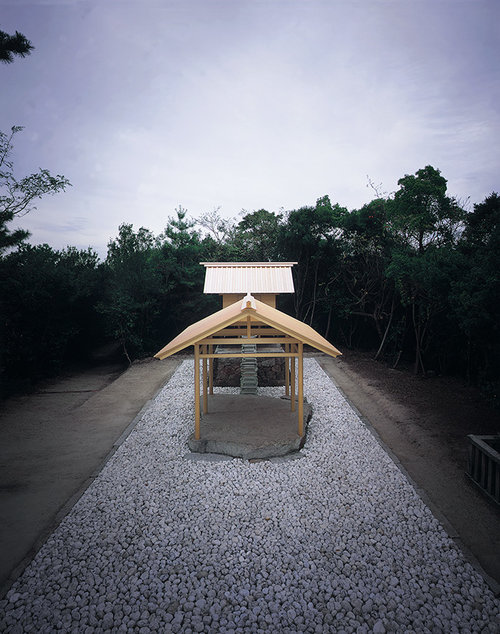 Art contemporain à Versailles : Hiroshi Sugimoto au domaine de Trianon  Static16