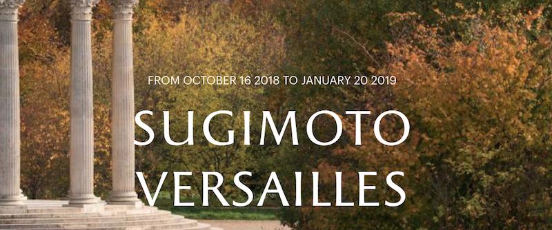 Art contemporain à Versailles : Hiroshi Sugimoto au domaine de Trianon  Sugimo11