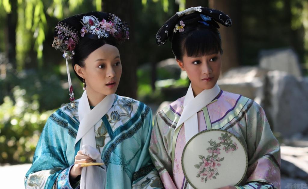 Série : The Legend of Zhen Huan (Empresses in the Palace), les atours de l'aristocratie chinoise au XVIIIe siècle Sunli10