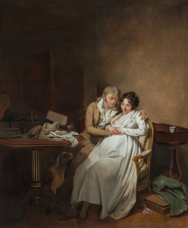 Louis-Léopold Boilly : peintre de la société parisienne de Louis XVI à Louis-Philippe T-boil11
