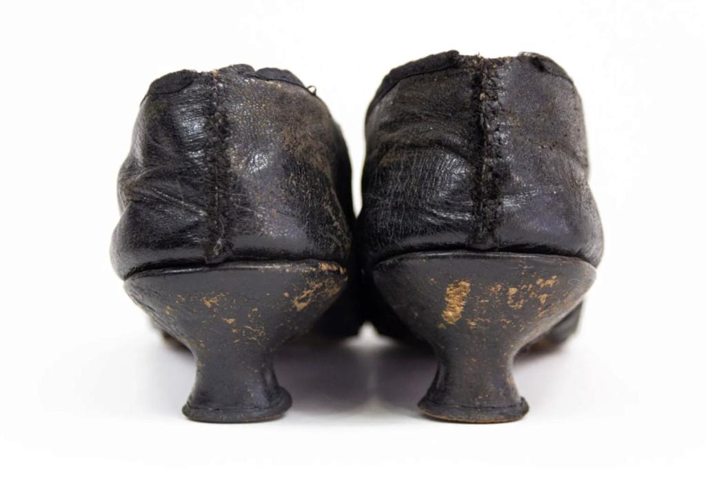 Chaussures et souliers du XVIIIe siècle - Page 2 Talons10