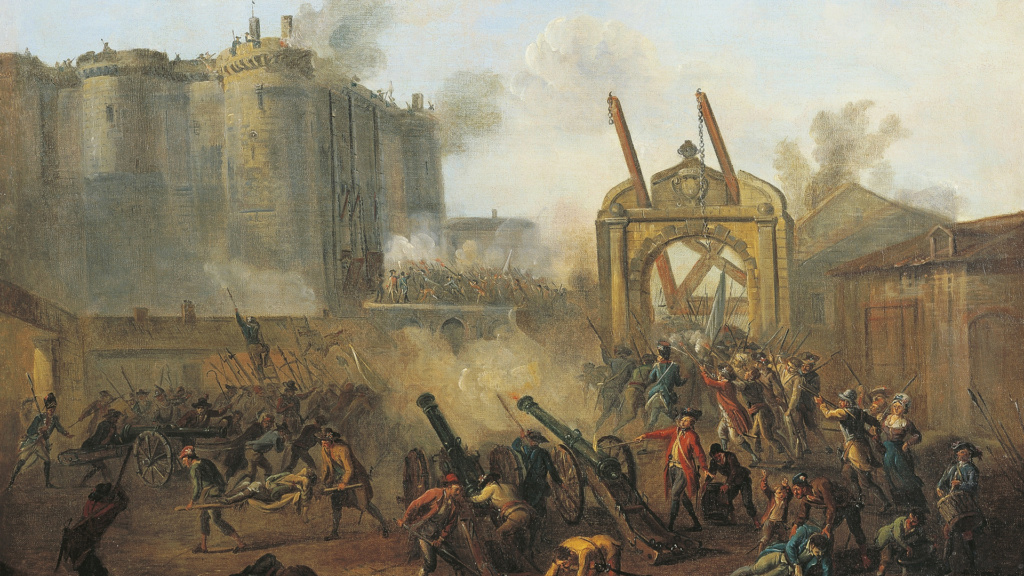 14 juillet 1789 : la  prise de la Bastille - Page 3 Tdih-j10