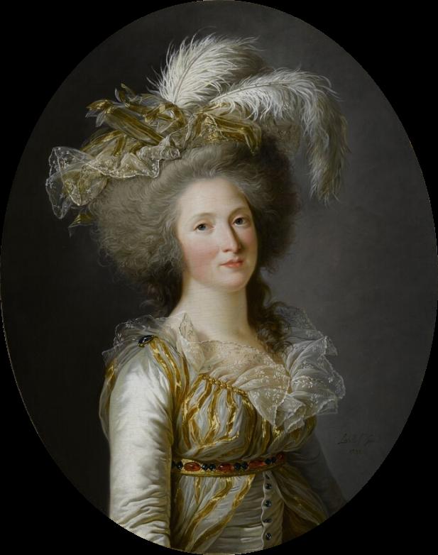 Madame Élisabeth, sœur  de Louis XVI - Page 7 Tealea11