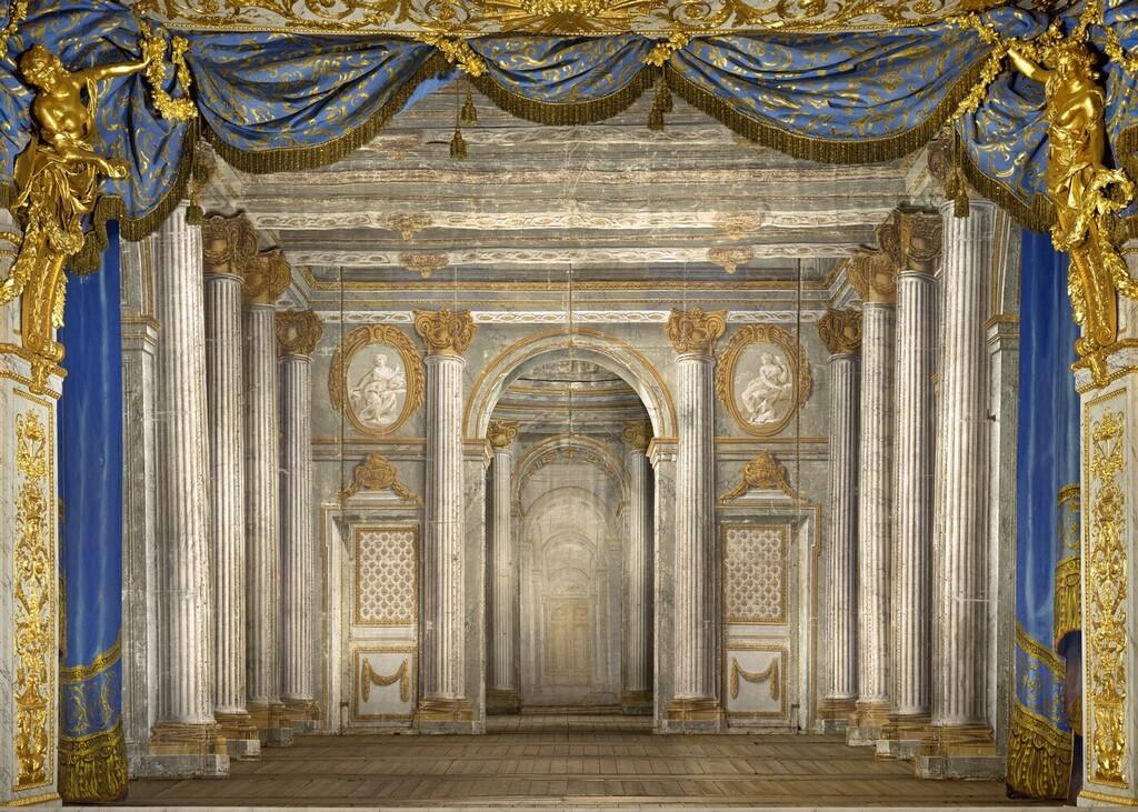 Le Théâtre de la reine (Trianon) : de la Révolution à la fin du XIXe siècle Temple10