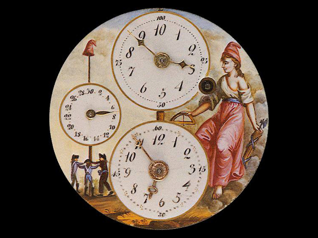 Le calendrier républicain et le temps décimal Temps_10