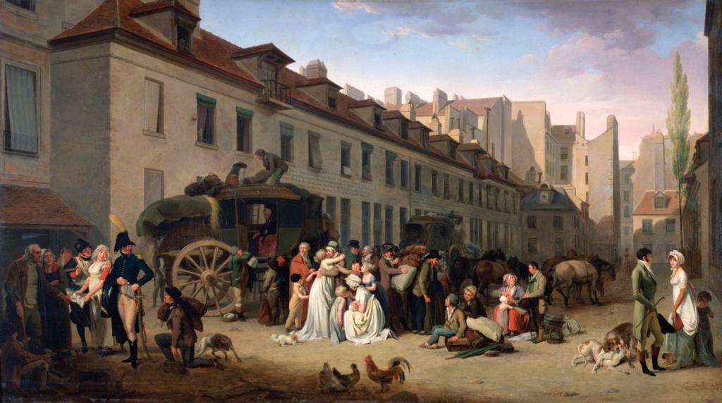 Louis-Léopold Boilly : peintre de la société parisienne de Louis XVI à Louis-Philippe The-ar11