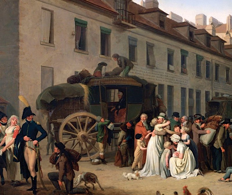 Louis-Léopold Boilly : peintre de la société parisienne de Louis XVI à Louis-Philippe The-ar12