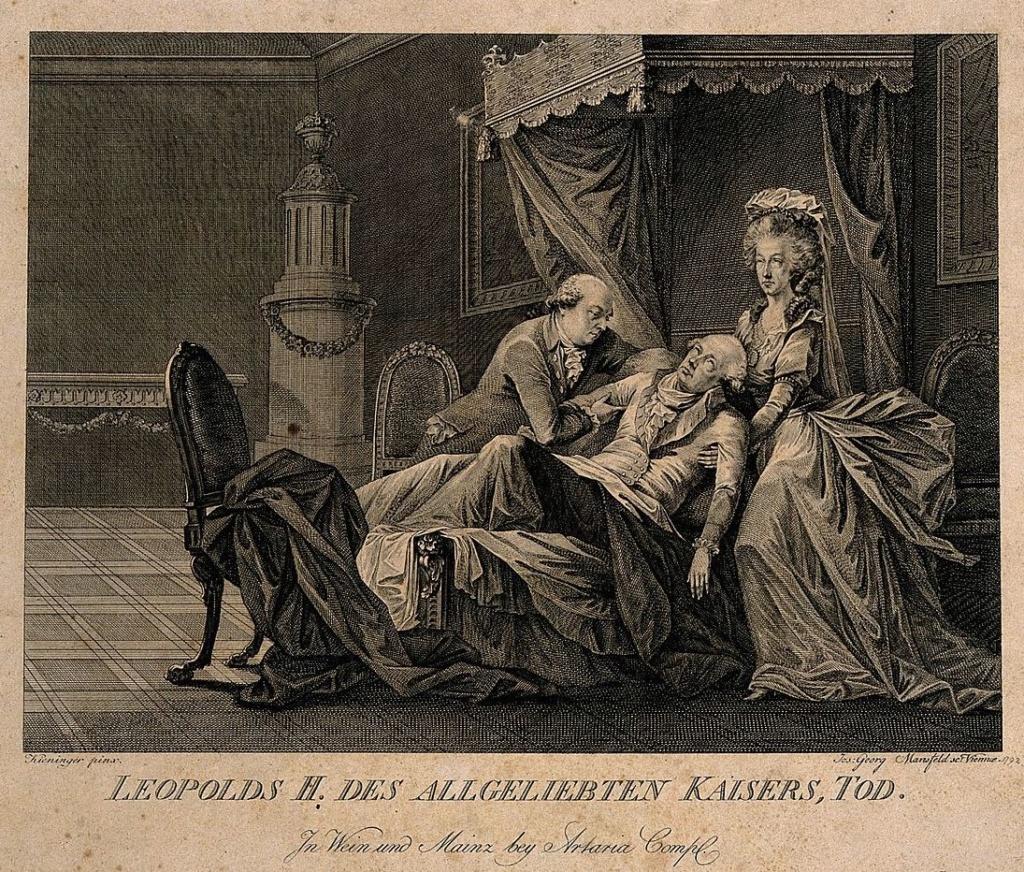 Léopold II, grand-duc de Toscane puis empereur d'Allemagne The_de10