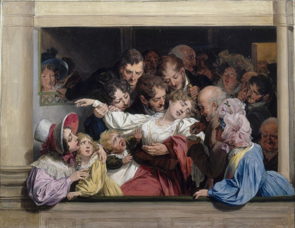 Louis-Léopold Boilly : peintre de la société parisienne de Louis XVI à Louis-Philippe Theatr10