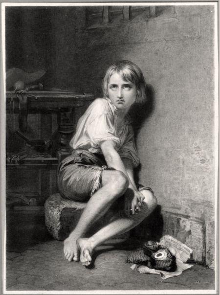Expo : Heurs et malheurs de Louis XVII, arrêt sur images. Musée de la Révolution française, Vizille Timthu10