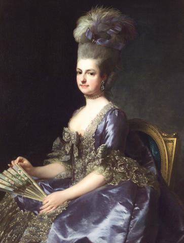 L'archiduchesse Marie-Christine, duchesse de Saxe Teschen - Page 2