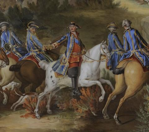 """Résultat de recherche d'images pour """"Louis XVI Philippe Castel, d'après Jean Baptiste Oudry"""""""
