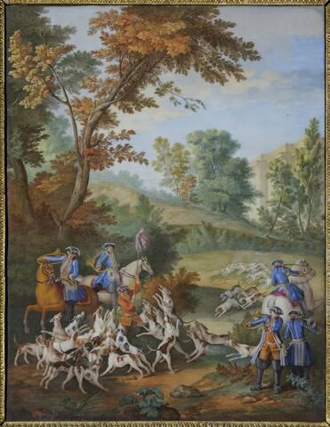 """Résultat de recherche d'images pour """"Louis XVI chasse"""""""
