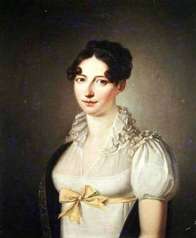 Louise de Jarjayes, née Quetpée de La Borde (ou Laborde), femme de chambre  de Marie-Antoinette