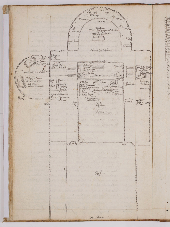L'exhumation des rois et reines de France, profanation des tombes de la basilique Saint-Denis (1793) - Page 2 Tombes10