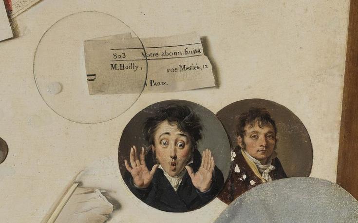Louis-Léopold Boilly : peintre de la société parisienne de Louis XVI à Louis-Philippe Trompe11