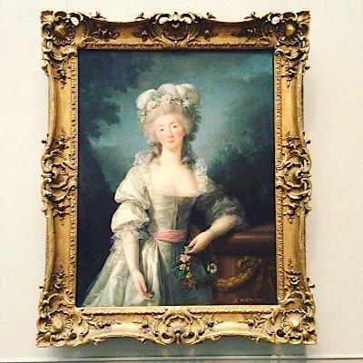 Portraits de la comtesse du Barry par (et d'après) Elisabeth Vigée Le Brun Tumblr11