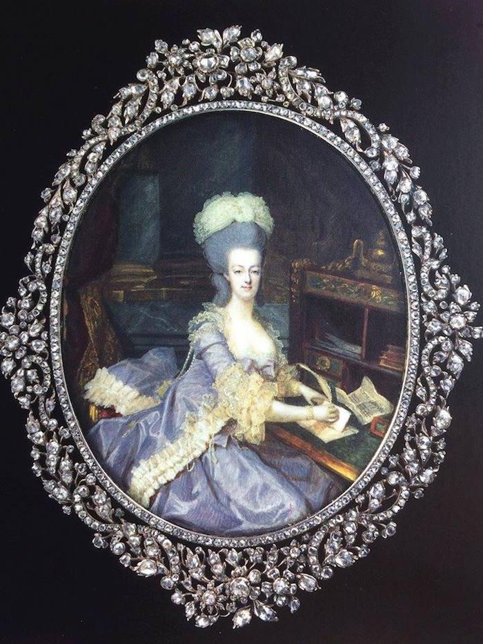 Marie Antoinette, miniatures attribuées à ou d'après François Dumont - Page 2 Tumblr13