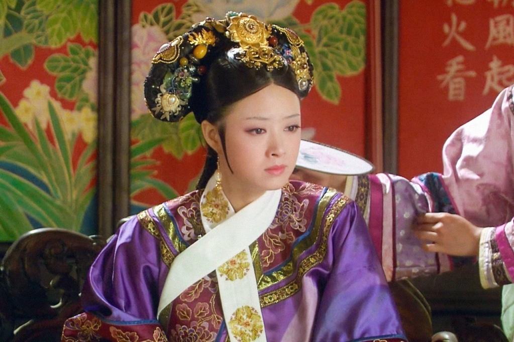 Série : The Legend of Zhen Huan (Empresses in the Palace), les atours de l'aristocratie chinoise au XVIIIe siècle Tumblr20