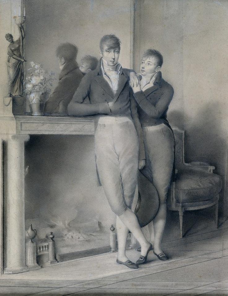 Jean-Baptiste-Jacques Augustin, peintre miniaturiste Two_yo10