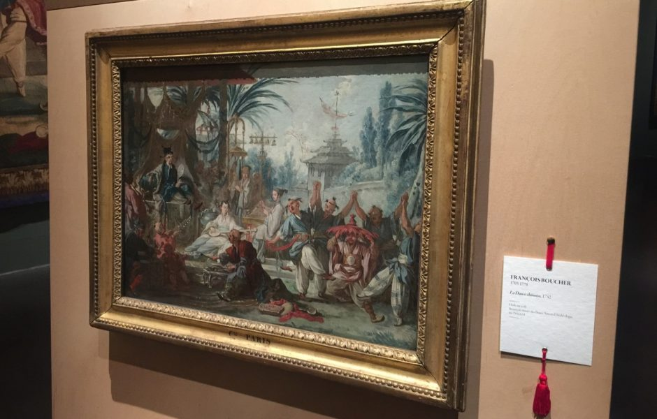 Exposition : Une des provinces du Rococo, la Chine rêvée de François Boucher (MBAA de Besançon) Une-de16