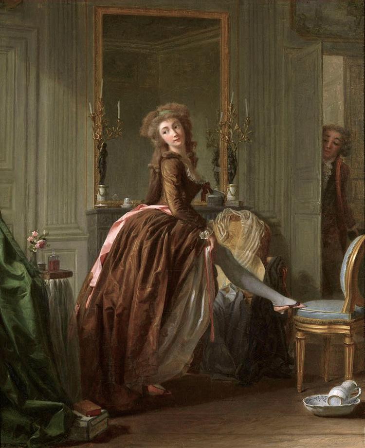 Mademoiselle Anne-Victoire Dervieux Une_ea10