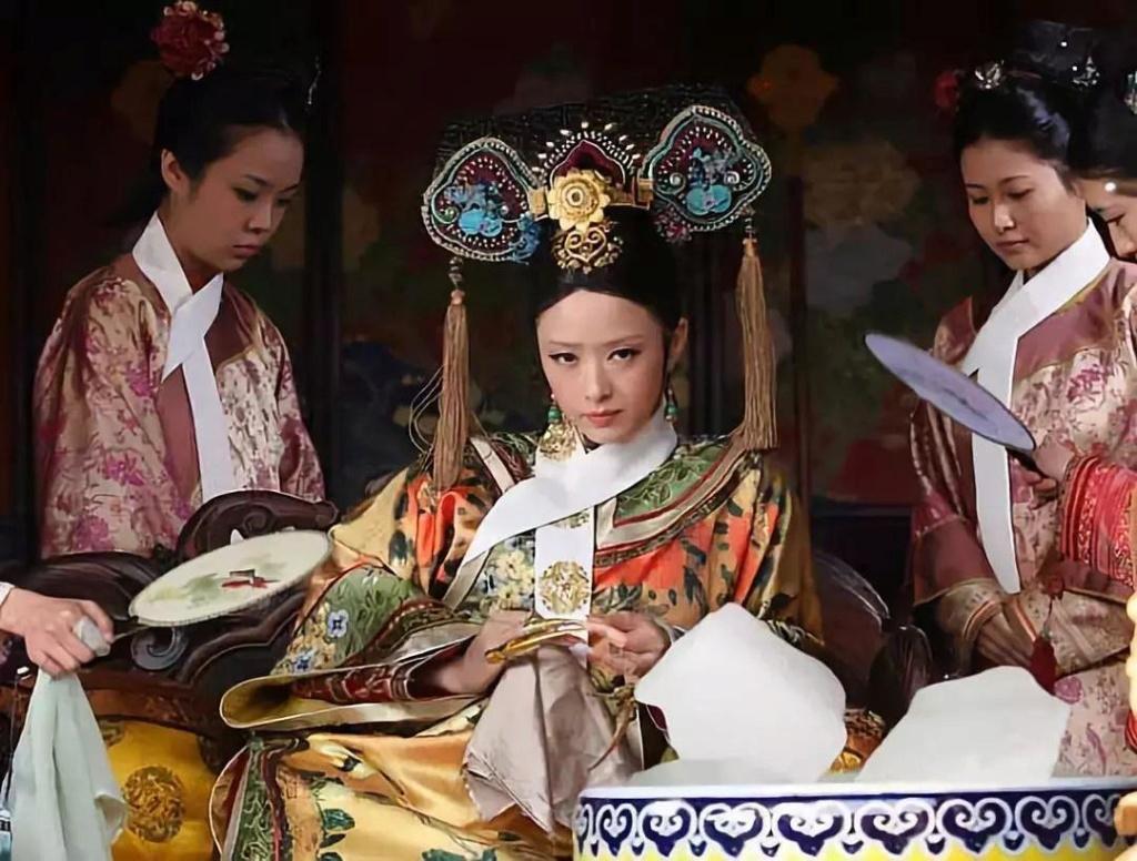 Série : The Legend of Zhen Huan (Empresses in the Palace), les atours de l'aristocratie chinoise au XVIIIe siècle Uyosay10